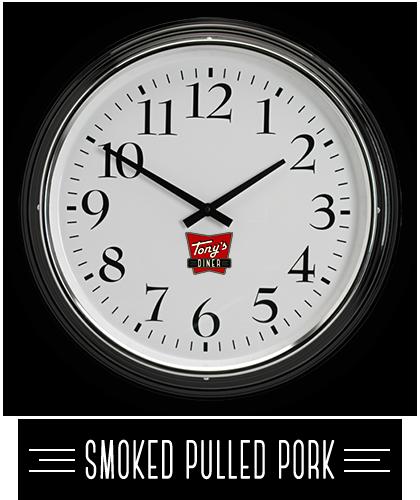 SMOKED PULLED PORK - Tony'sDiner